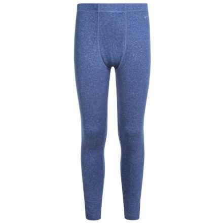 Watson's High-Performance Base Layer Pants (For Little and Big Boys) in Heather Blue - Closeouts