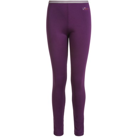 Watson's High-Performance Thermal Pants (For Little and Big Girls) in Purple/Mauve