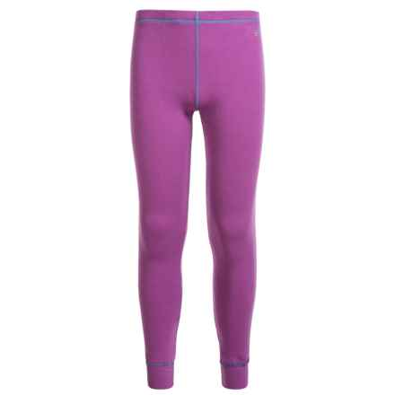 Watson's Watson's Double-Layer Thermal Pants (For Little and Big Girls) in Purple - Closeouts