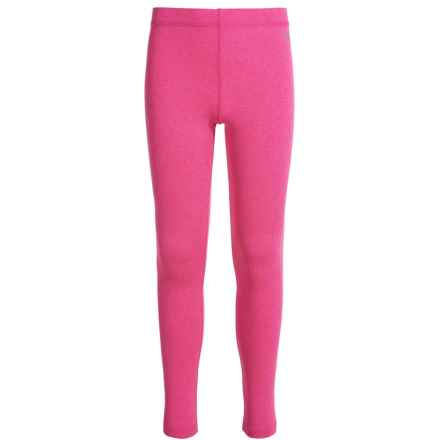 Watson's Watson's High-Performance Thermal Pants (For Little and Big Girls) in Heather Pink - Closeouts