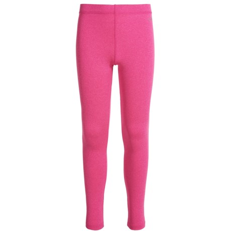 Watson's Watson's High-Performance Thermal Pants (For Little and Big Girls) in Heather Pink