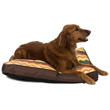 "Waverly Fiesta Panama Dog Bed -  4x36x27"" in Adobe - Closeouts"