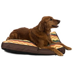 Waverly Fiesta Panama Dog Bed in Adobe