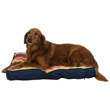 Waverly Fiesta Panama Dog Bed in Gem - Closeouts