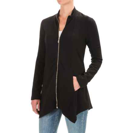 Wearables by XCVI Aria Jacket (For Women) in Black - Closeouts