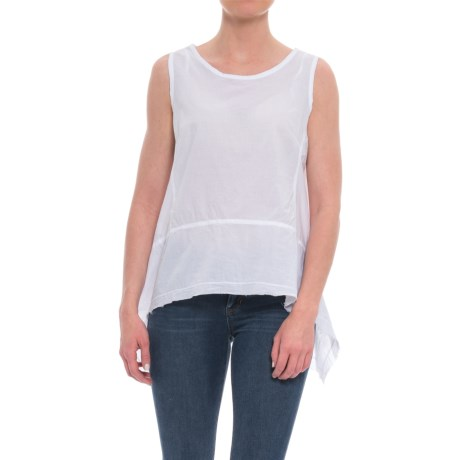 Wearables by XCVI Kleo Tank Top (For Women) in White