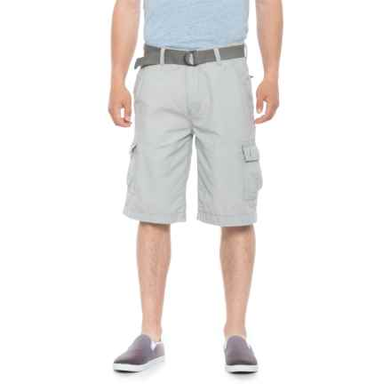 Wearfirst Open Line Ripstop Shorts (For Men) in High Rise - Overstock