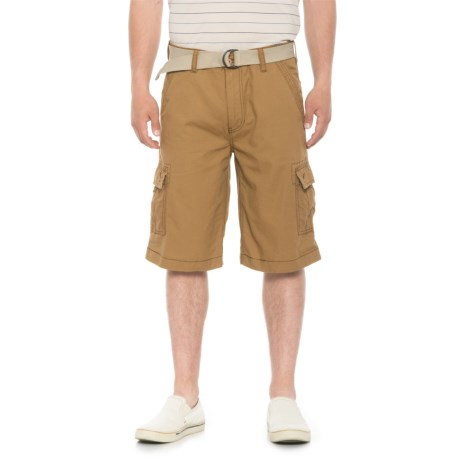 Wearfirst Open Line Ripstop Shorts (For Men) in Medal Bronze