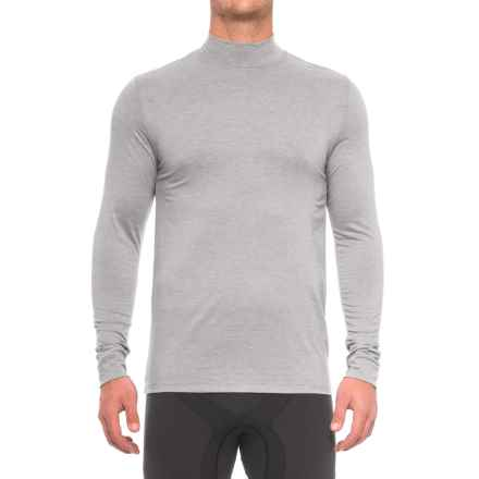 Weatherproof 32 Degrees High-Performance Base Layer Top - Long Sleeve (For Men) in Heather Grey - Closeouts