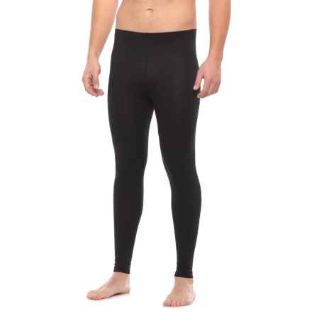 Weatherproof 32 Degrees Thermal Base Layer Pants (For Men) in Black - Closeouts