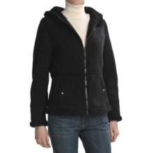 Weatherproof Cozy Bonded Fleece Jacket (For Women) in Black - Closeouts