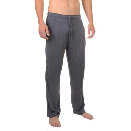 Weatherproof Heat Brushed Lounge Pants (For Men) in Heather Navy - Closeouts