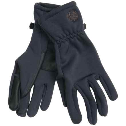 Weatherproof Lightweight Gloves - Touchscreen Compatible (For Men) in Asphalt - Closeouts