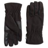 Weatherproof Original Soft Shell Gloves - Waterproof, Touchscreen Compatible (For Men)