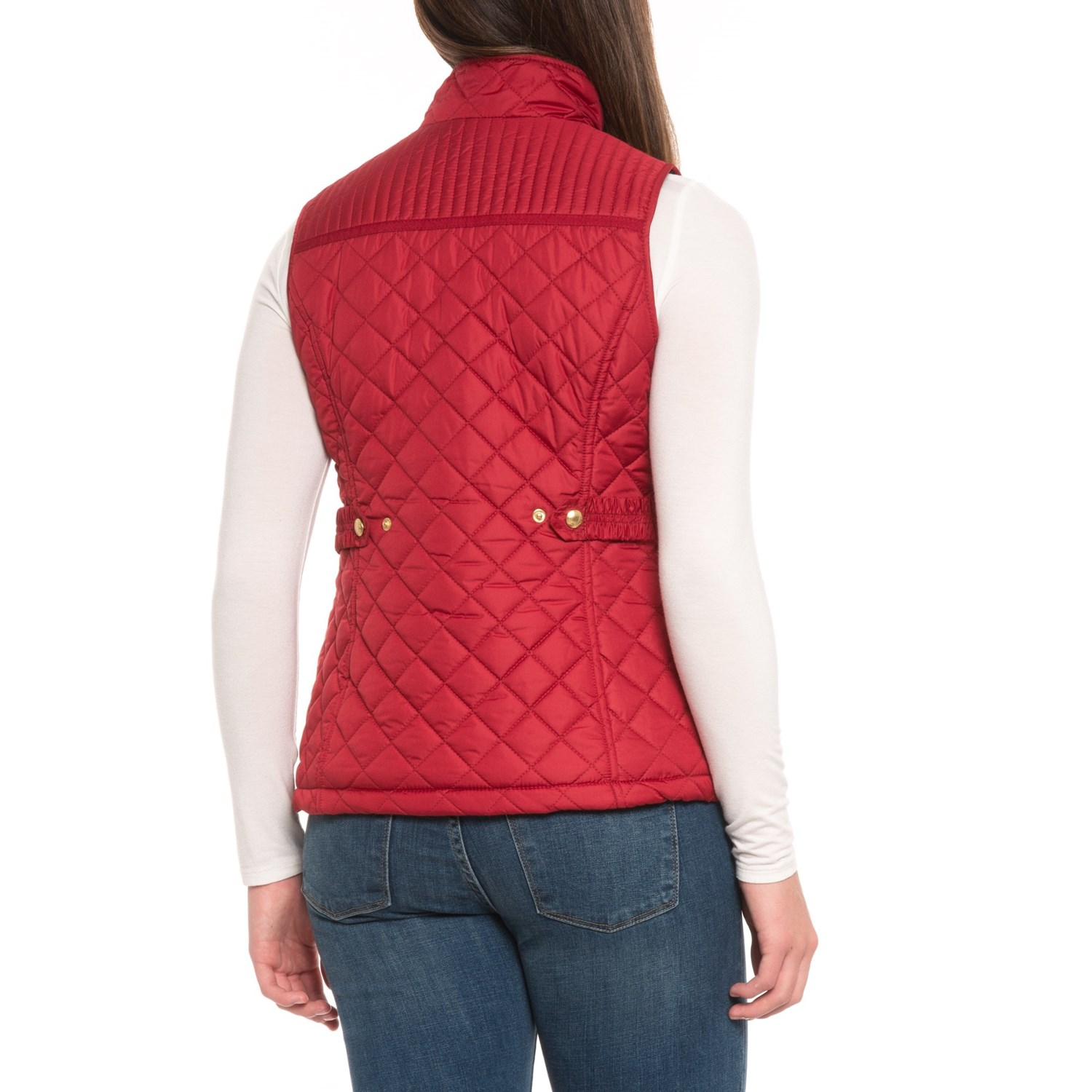 Weatherproof Quilted Vest - Insulated (For Women) 11a771d56a91