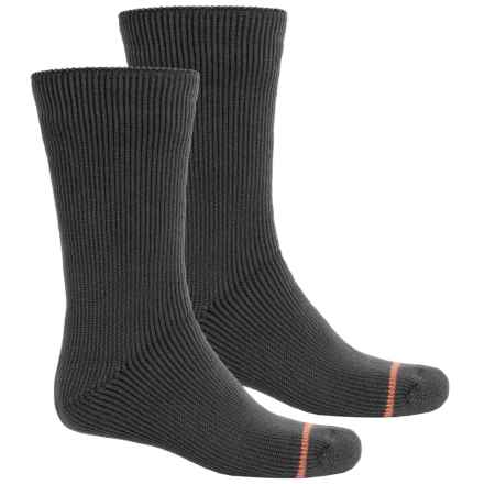 Weatherproof The Ultimate Thermal Cushioned Socks - Crew (For Men) in Medium Grey - Closeouts