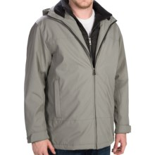 Weatherproof Ultra Tech Jacket - Insulated (For Men) in Stone - Closeouts