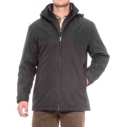 Weatherproof Ultratech Storm Jacket (For Men) in Black - Closeouts