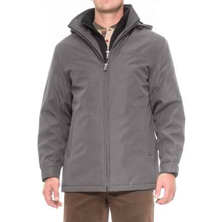 Weatherproof Ultratech Storm Jacket (For Men) in Dark Taupe - Closeouts