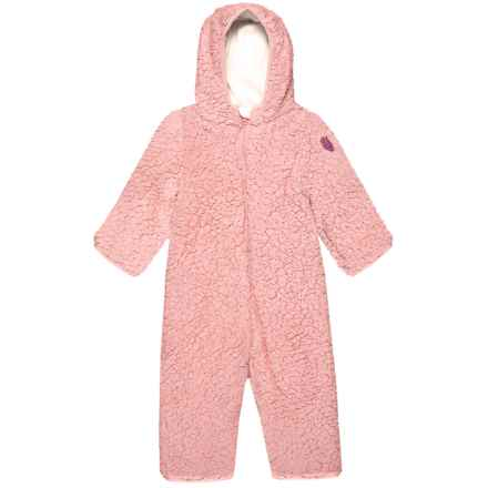 a83a0c9d1 Weatherproof Vintage Sherpa Fleece Baby Bodysuit- Insulated (For Infant  Girls) in Blush -
