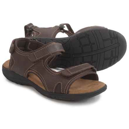 Weatherproof Vintage Vine Sport Sandals - Leather (For Women) in Brown - Closeouts