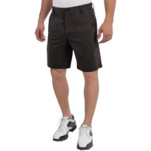 Wedge Club Fit Golf Shorts (For Men) in Midnight - Closeouts