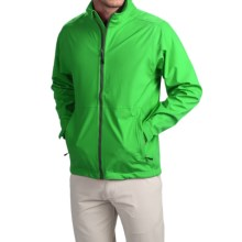 Wedge Golf Jacket (For Men) in Green - Closeouts
