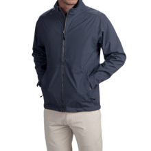Wedge Golf Jacket (For Men) in Navy - Closeouts