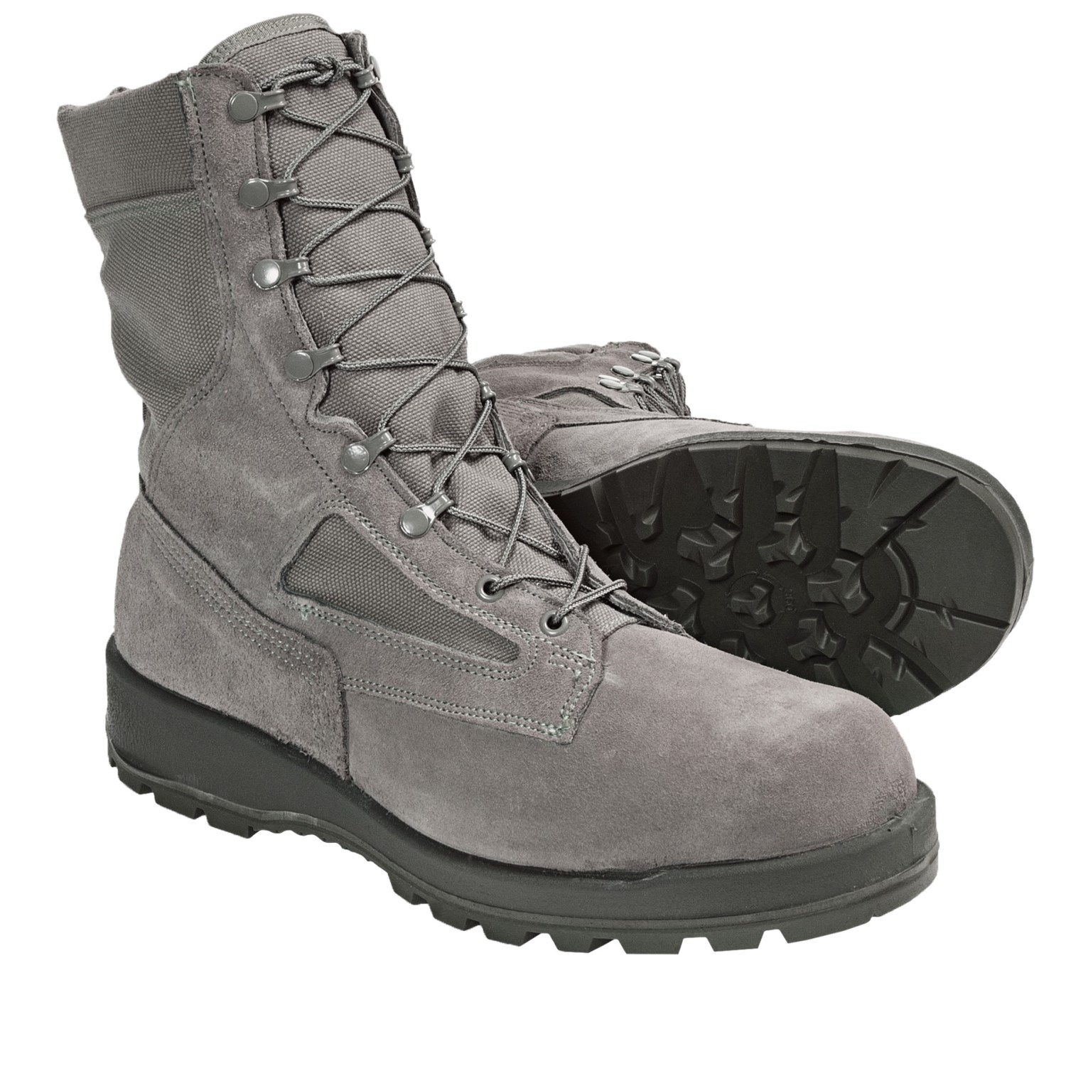 Wellco AF boots at Sierra