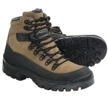 Wellco Gore-Tex® Hiker Duty Boots - Waterproof, Nubuck (For Men) in Brown - 2nds