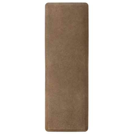 WellnessMats Anti-Fatigue Kitchen Mat - 6x2' in Granite Gold - 2nds