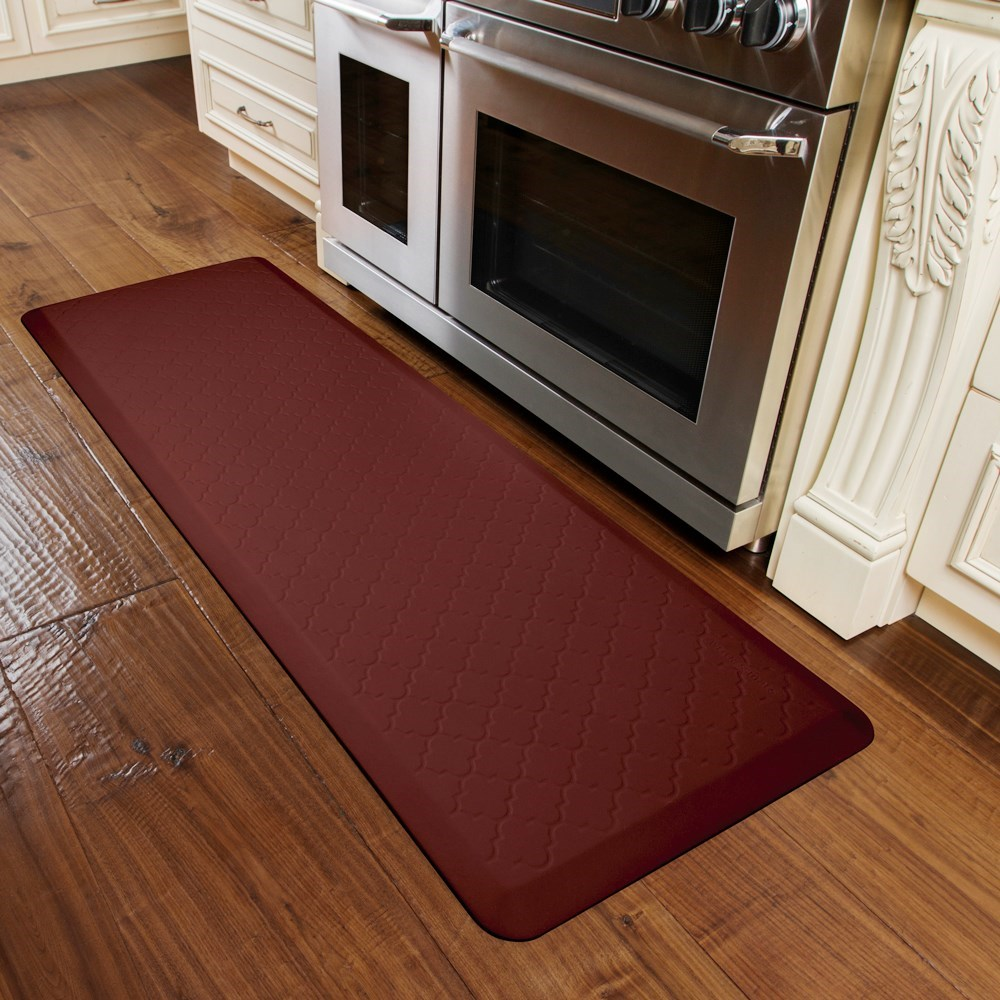 WellnessMats Original Smooth Anti-Fatigue Kitchen Mat