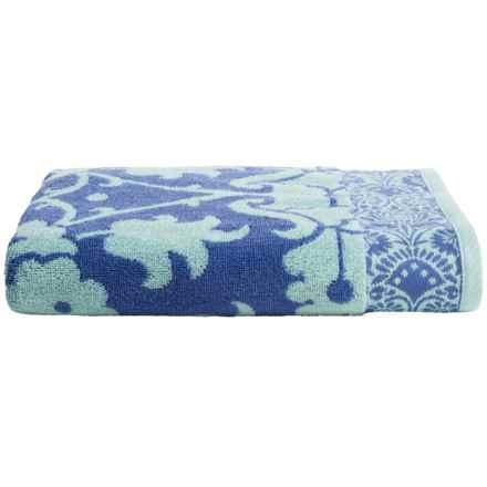 Welspun Amy Butler Cotton Bath Towel in Baligate - Closeouts