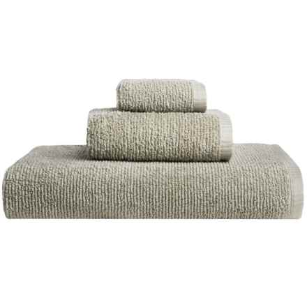 Welspun Anthology Collection Cotton Hand Towel in Taupe - Closeouts