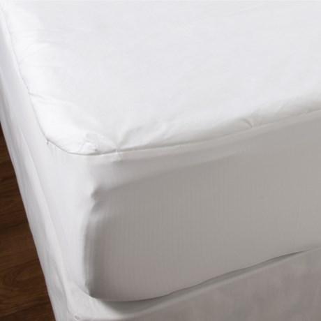 Welspun Carefree Wonders Mattress Pad - California King in White