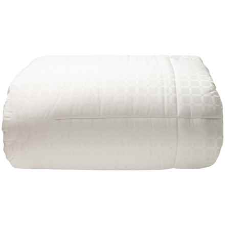 Welspun Crowning Touch Comforter - Full, 500 TC in White - Closeouts