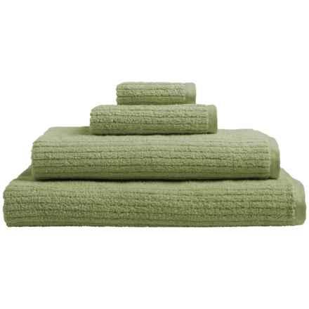 Welspun Dri Soft® Cotton Bath Towel in Aloe - Closeouts