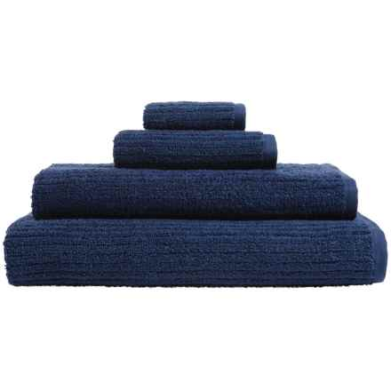 Welspun Dri Soft® Cotton Bath Towel in Medieval Blue - Closeouts