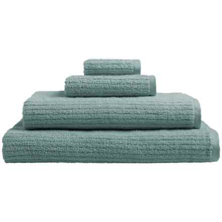 Welspun Dri Soft® Cotton Bath Towel in Mineral - Closeouts