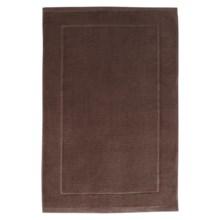 Welspun Wamsutta Duet Cotton Bath Mat in Java - Overstock