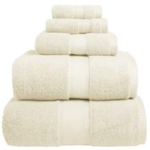 Welspun Wamsutta Duet Fingertip Towel - Cotton in Vanilla - Overstock