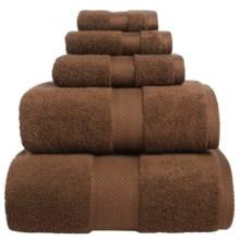 Welspun Wamsutta Duet Hand Towel - Cotton in Saddle - Overstock