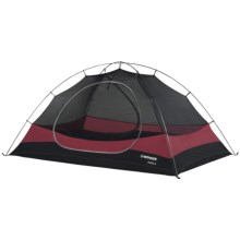Wenger Jura 2 Tent with Footprint - 2-Person, 3-Season in Red - Closeouts