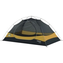 Wenger Jura 3 Tent with Footprint - 3-Person, 3-Season in Patagonia Yellow - Closeouts