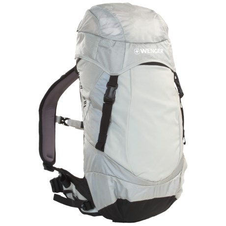 Wenger Onex 20L Backpack in Grey