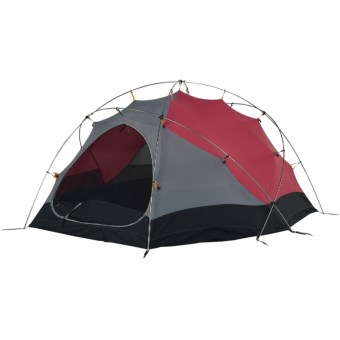 Wenger Rothorn 2 Tent - 2-Person, 4-Season in Red