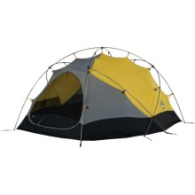 Wenger Rothorn 2 Tent with Footprint - 2-Person, 4-Season in Patagonia Yellow - Closeouts