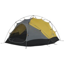 Wenger Rothorn 3 Tent - 3-Person, 4-Season in Patagonia Yellow - Closeouts