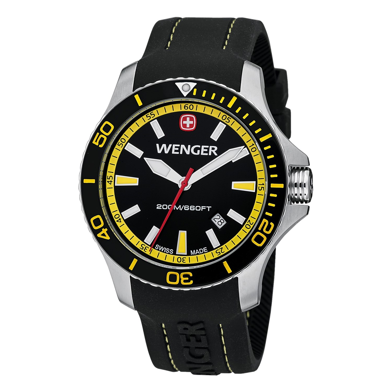 wenger sea force watch for men save 52% click to expand