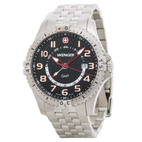 The Watch Dude: Wristwatch Review: Wenger Men's Swiss ...